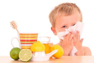 Εποχιακή γρίπη και ο ρόλος της διατροφής για την πρόληψη και αντιμετώπιση της.