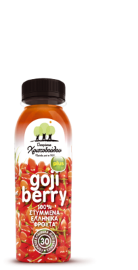 Χυμός Goji Berry plus