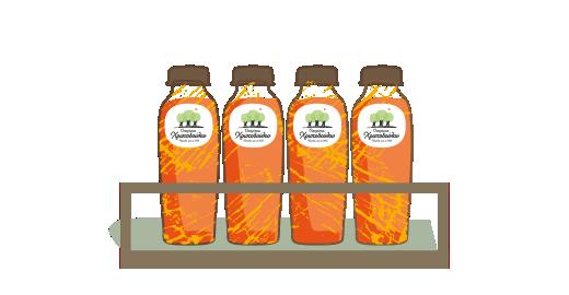 Pressed Goji berry Plus Juice - We ensure
