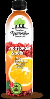 Πορτοκάλι & Ρόδι plus