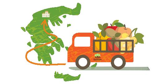 Vitamin Juice 9 Fruits  - We transport