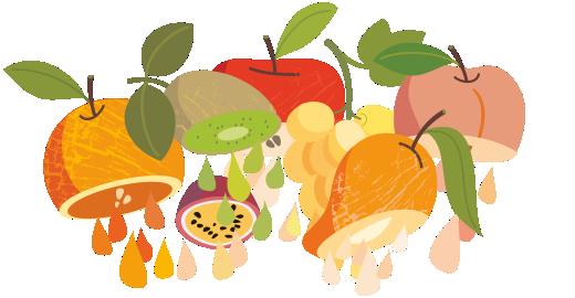 Vitamin Juice 9 Fruits  - We juice
