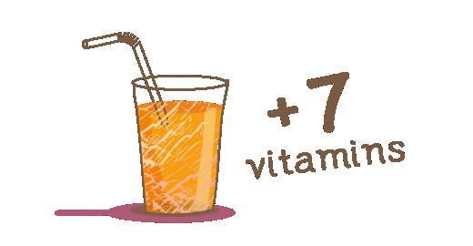 9 Φρούτα με 7 βιταμίνες - Ενισχύουμε