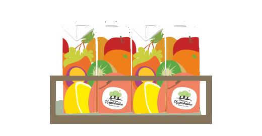 Vitamin Juice 9 Fruits  - We ensure