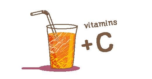 Ροδάκινο με βιταμίνη C - Ενισχύουμε