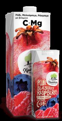 Vitamin Juice Pomegranate, Blueberry & Raspberry