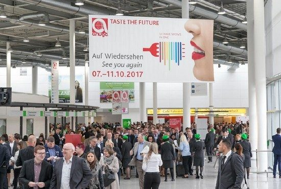 29 September 2017 - Meet us at Anuga 2017!