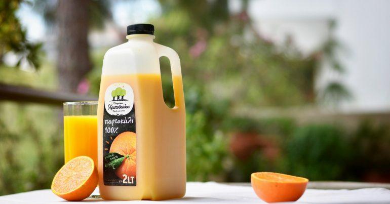 χυμός πορτοκάλι βιταμίνη C