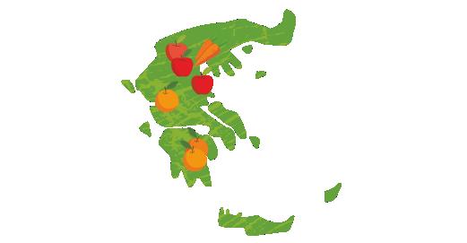 Φυσικός χυμός Μήλο, Πορτοκάλι, Καρότο - Ξεχωρίζουμε