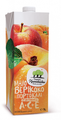 Vitamin Juice Peach