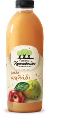Natural Pear & Apple Juice