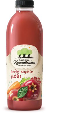 100% Natural Pomegranate Juice