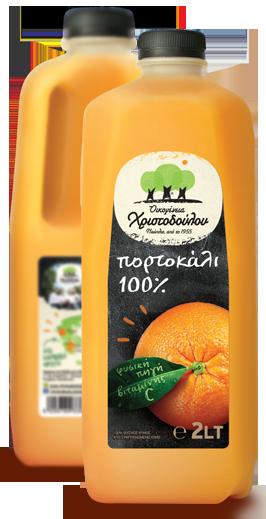 Natural Juice Orange 100%