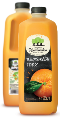 Natural Juice Orange 100%