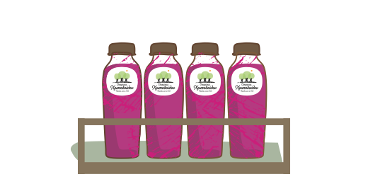 Pressed Plum Plus Juice  - We ensure