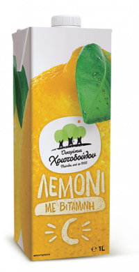 Vitamin Juice Lemon