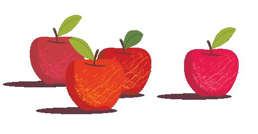 Μήλο με σίδηρο + βιταμίνη C - Επιλέγουμε