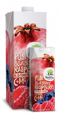 Vitamin Juice Pomegranate, Blueberry & Raspberry