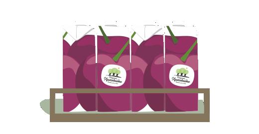 Vitamin Juice Sour cherry - We ensure