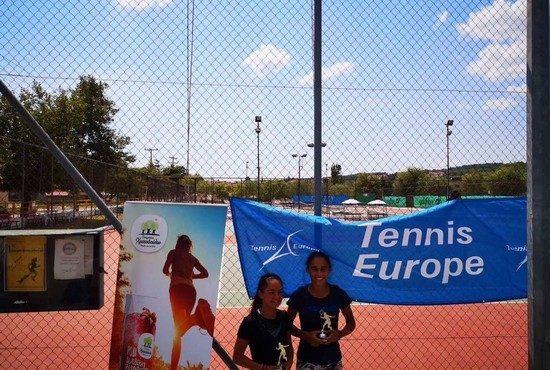 28 Αυγούστου 2018 - 11ο Διεθνές πρωτάθλημα τένις Koufalia Cup