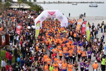 3 April 2018 - Nafplion Marathon (video)