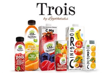 4 October 2017 - Our juices available at Trois bakeries!